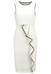 Coast Lomax Cocktail Dress Party Dress Ivory White