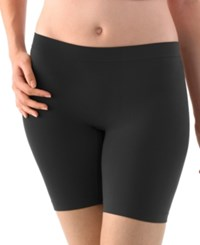 Jockey Skimmies Mid Thigh Slip Shorts 2109 Black