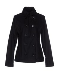 North Sails Coats And Jackets Coats Women Dark Blue