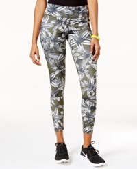 Energie Active Juniors' Jacey Printed Leggings One Too Many