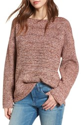 Blank Nyc Blanknyc Flap Back Sweater Up And Away