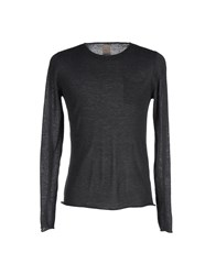 Kaos Knitwear Jumpers Men Light Grey