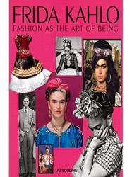 Assouline Frida Kahlo Fashion As The Art Of Being Book Yellow And Orange