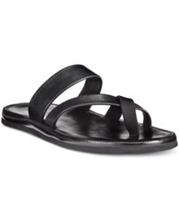 Kenneth Cole Reaction Men's Feel Ing Good Sandals Men's Shoes Black