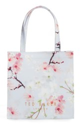 Ted Baker London Cherry Blossom Small Icon Tote