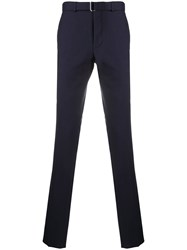 Officine Generale Belted Tailored Trousers 60