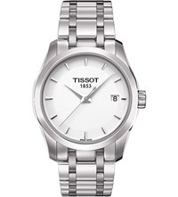 Tissot T0352101101100 Couturier Stainless Steel Watch