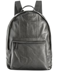 Cole Haan Pebbled Leather Backpack