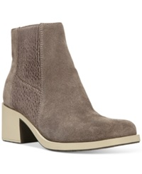 Naya Gang Ankle Booties Women's Shoes Taupe