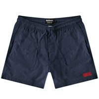 Barbour International Small Logo Swim Short Blue