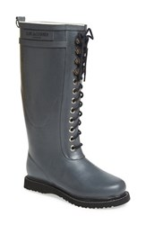 Women's Ilse Jacobsen Hornb K Rubber Boot Grey