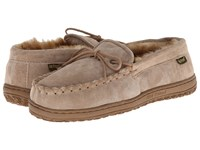 Old Friend Loafer Moccasin Chestnut Stony Men's Slippers Brown
