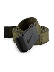 Nike Knit Web Belt Cargo Khaki