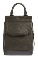Rag And Bone Small Pilot Ii Leather Backpack