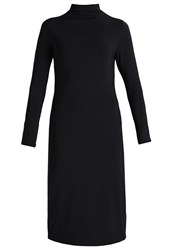 Bik Bok Brick Jersey Dress Black