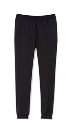 Tibi Tropical Wool Track Pants