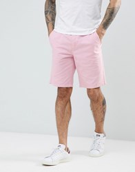 French Connection Chino Shorts Soft Pink