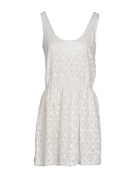 Gat Rimon Short Dresses White