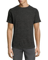 Civil Society Soft Soft Raglan Sleeve Tee Black