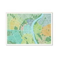 Print Map Of Cologne Not Just Another Guide