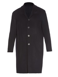 Acne Studios Charlie Wool And Cashmere Blend Coat