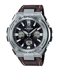G Shock Steel Analog Digital Watch