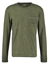 Your Turn Long Sleeved Top Khaki
