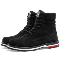 Moncler Vancouver Hiking Boot Black