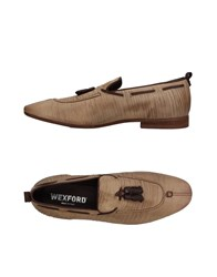 Wexford Loafers Khaki