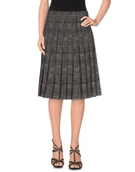 Marc Jacobs Skirts Knee Length Skirts Women Steel Grey