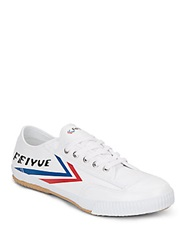 Feiyue Fe Lo Classic Leather Sneakers White