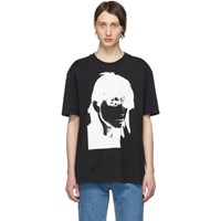 Calvin Klein 205W39nyc Black Stephen Sprouse T Shirt