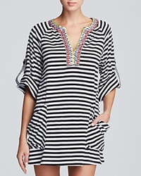 Nanette Lepore Merengue Tunic Swim Cover Up