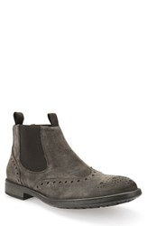 Geox Men's 'Jaylon Mid' Chelsea Boot Taupe Leather