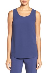 Boss Women's 'Isandar' Scoop Neck Crepe Tank