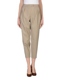 Max And Co. Trousers Casual Trousers Women Grey