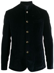 Eleventy Fitted Buttoned Jacket 60