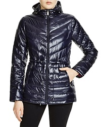 Dkny Lightweight Puffer Jacket