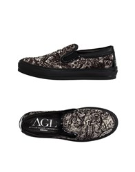 Attilio Giusti Leombruni Agl Footwear Low Tops And Sneakers Ivory
