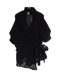 I'm Isola Marras Knitwear Cardigans Women Black