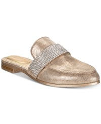 Kenneth Cole Reaction Women's Rain Down Mules Women's Shoes Gold