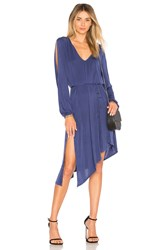 Yfb Clothing Janelle Dress Royal