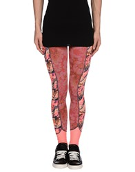Maaji Trousers Leggings Women Garnet