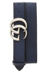 Gucci Men's Distressed Leather Belt