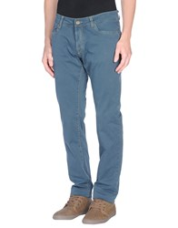 Unlimited Trousers Casual Trousers Men Slate Blue