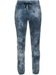 Nsf Tie Dye Sweatpants Grey