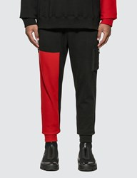 Mastermind World C2h4 X Pants Red