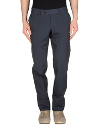 Caruso Casual Pants Dark Blue