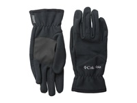 Columbia Wind Bloc Glove Black Black Extreme Cold Weather Gloves