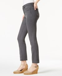Charter Club Lexington Straight Leg Jeans Horizon Grey
